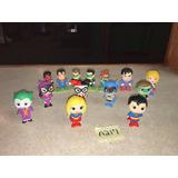 Funko Mystery Minis Dc Super Heroes Lote 10 Minifiguras