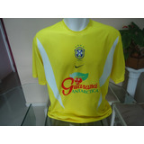 bcc7b560dc Camisa Treino Seleção Brasileira Branca no Mercado Livre Brasil