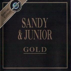 Cd Sandy E Junior Gold Special Edition