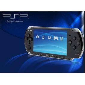 Psp Sony Playstation Video Game Original Semi Novo 40 Jogos