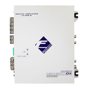 Amplificador Falcon Digital Hs-1500 Dx 3 Canais Falcon