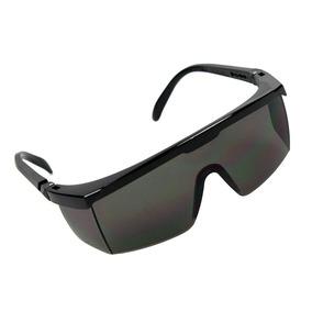 4192960cce67b Oculos Proteção Modelo Rj Fume Carbografite Kit Com 12 Peças