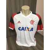 Camisa Flamengo Branca adidas 2016
