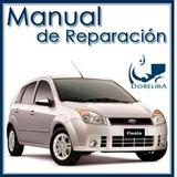 Manual De Taller Ford Fiesta Power Años 2004-2009