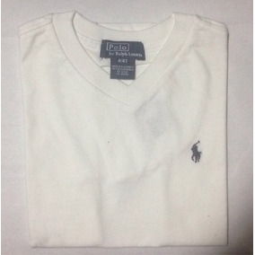 Camiseta Basica Infantil Ralph Lauren - Calçados 009c65d0c28