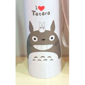 Botella Térmica Acero Inoxidable Totoro Kawaii 500 Ml