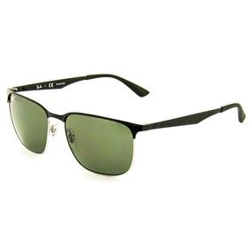 72ac171cefb87 Óculos De Sol Ray-ban Rb3569 90049a Polarizado Original