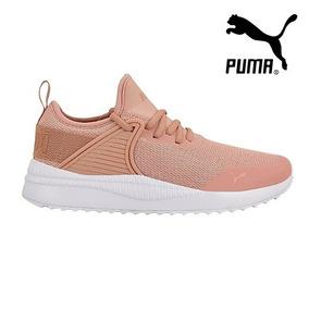 Tenis Puma Deportivo Para Dama Color Rosa Mod.567908