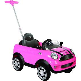 Push Car Mini Cooper - Kiddy. Cochecito De Empuje