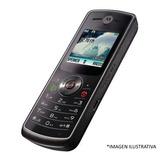 Celular Motorola W175 Telcel Con Cargador Manos Libres