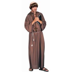 Disfraz De Túnica Religiosa De Los Monjes Del Monasterio,
