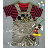 Conjuntos Para Niño - Bebes - Mickey