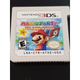 Mario Party Island Tour Nintendo 3ds Usado Envío Gratis