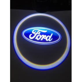 Projetor Porta De Carro Sem Fura ( Adesivo) Cortesia Ford