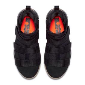 5a4928110b2 Tenis Nike Lebron Soldier Xi ( 27 Mx) + Caja Original + Env