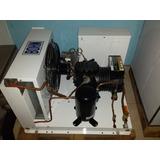 Unidad De Refrigeracion 1 Hp 220v Cava Cuarto Copeland