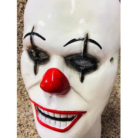 Mascara De. It Payaso Eso Terrorifico Halloween A Escoger !