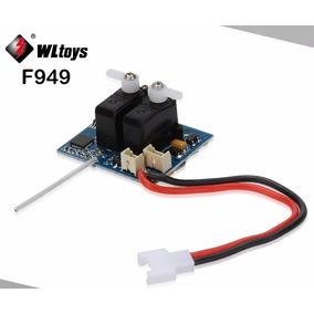 Placa Receptora Avión Wl Toys F949 F959 V911 Nuevas