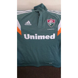 fe046426ff Camisa Polo Fluminense Verde Adidas no Mercado Livre Brasil