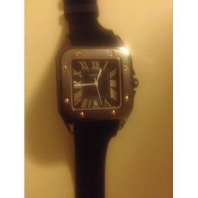 Reloj Cartier De Hombre .. Nuevo.. Relojes De Marca