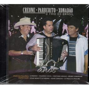 Cd O Trio Do Brasil - 40 Anos