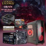 Bc.ec Pc Gamer Ryzen 3 3200g/ 8gb Ddr4/ M.2 240gb/ Iva Inc