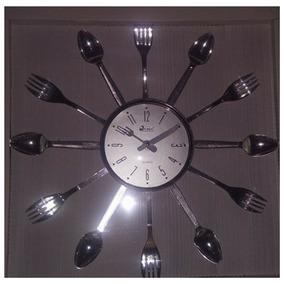 d2bad1a599d Relógio De Parede Talheres - Relógios De Parede em Paraná no Mercado ...