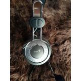 Auriculares + Microfono Genius Para Pc