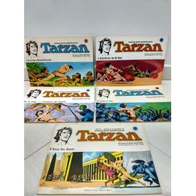 Tarzan Pranchas 5 Volumes