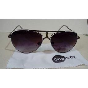 2127f220afd54 Agora Oculos One Self De Sol - Óculos no Mercado Livre Brasil