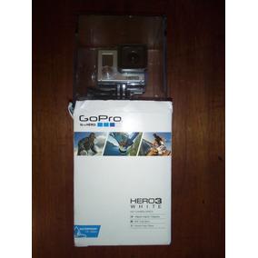 Camara Accion Gopro Hero 3 White Pantalla Tactil Accesorios