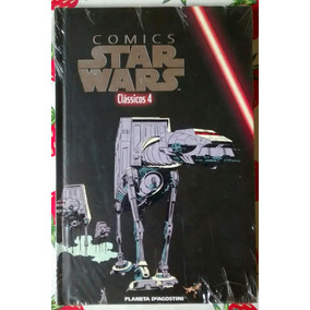 Comics Star Wars Vol 4 Novo Lacrado