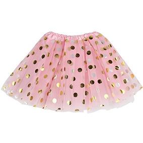Polka Dot De Jastore Baby Girls Tutu Glitter Ballet Falda De