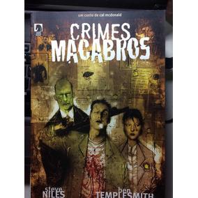 Crimes Macabros Um Conto De Cal Mcdonald