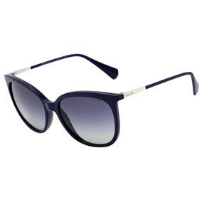 Ralph Lauren Ra 5248 - Óculos De Sol 5740 4l Azul Brilho  Az 2c7dbee657