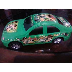 Carro De Ben 10 De 26 Cm
