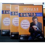 Dr House / Segunda Temporada Completa Original Nueva/ 6 Dvd