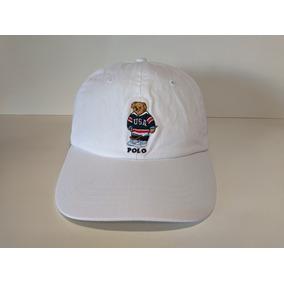 7d5861939ab7f Boné Polo Ralph Lauren Bear Ursinho Original Promoção Barato