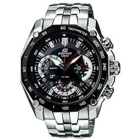 111c2b44663 Relógio Casio Edifice Ef 550 Bk Raridade 100% Original - Relógios no ...