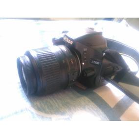 Camara Nikon Dslr D5100 + Accesorios.