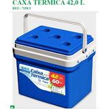 Novo Caixa Térmica 42 Litros Xplast- Mitro