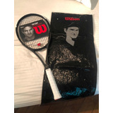 Raquete Wilson Pro Staff - Roger Federer