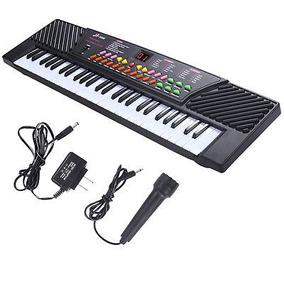 54 Teclas Teclado Electrónico Música Niño Órgano Piano...