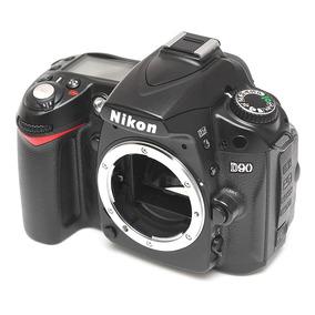 Nikon D90 Corpo = D3200 D700 D80 D3100 D5100 D7100 D300 D330