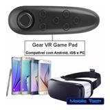 Mini Controle Bluetooth P/ Samsung Gear Vr Melhor - Preto!