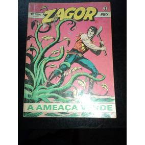 Lote C/ 10 Gibis-zagor- Editora Record-1989 A 1991