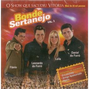 cd bonde sertanejo 2010