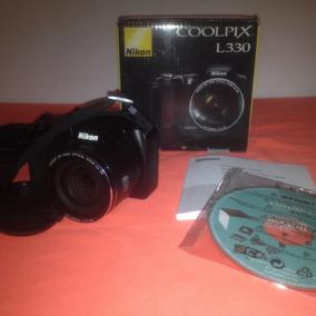 Camara Semiprofesional Nikon Coolpix L330 20.2mpx