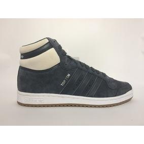 new concept daa13 d46b6 Tenis Hombre adidas Top Ten Hi Fashion 100% Originales