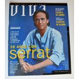 Revista Viva Clarin Septiembre 1994, 30 Años Con Serrat